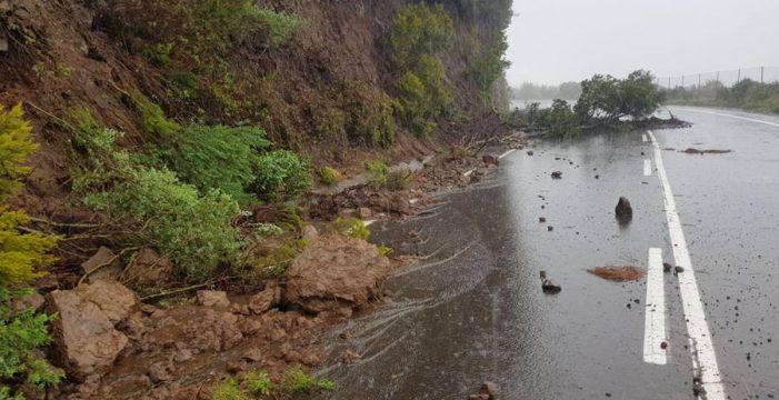 Obras Públicas niega el sobrecoste en la carretera del norte de La Palma