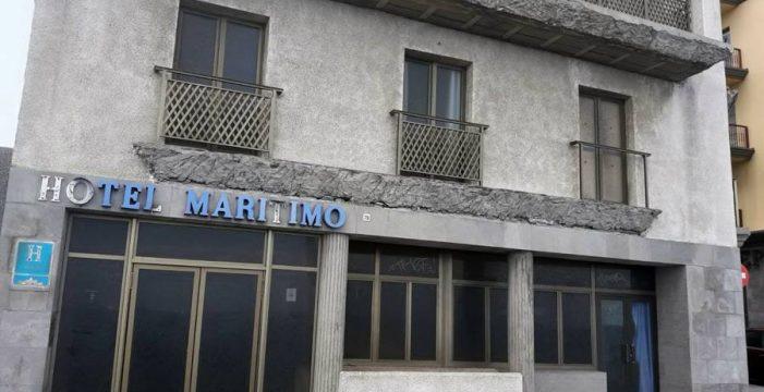 Una empresa compra el Marítimo para reabrir las puertas del hotel