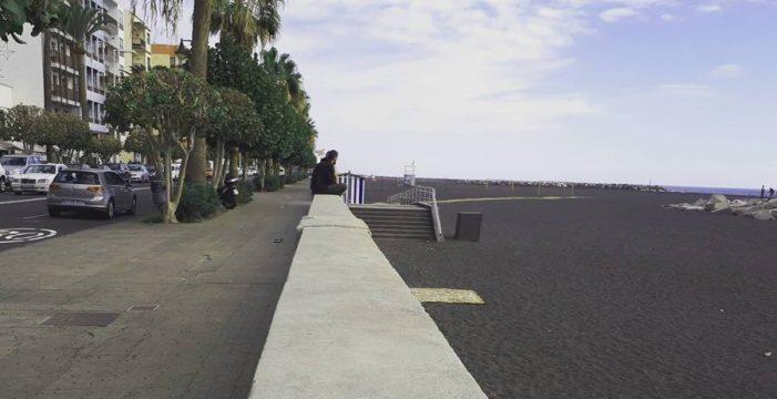 La playa perderá la mitad de superficie de arena los próximos años