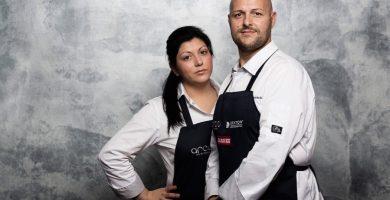 Fernanda Fuentes y Andrea Bernardi, Chefs de Nub en La Laguna | Nub