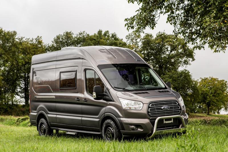 Ford Y Trigano Ofrecen Una Transit Autocaravana Con