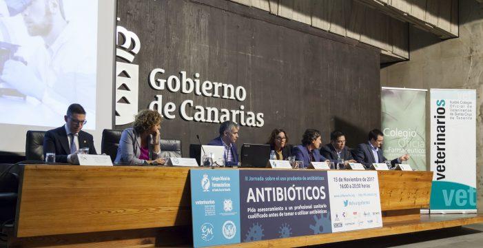 Farmacéuticos, Veterinarios, Médicos, Dentistas y Podólogos instan a un mejor uso de antibióticos