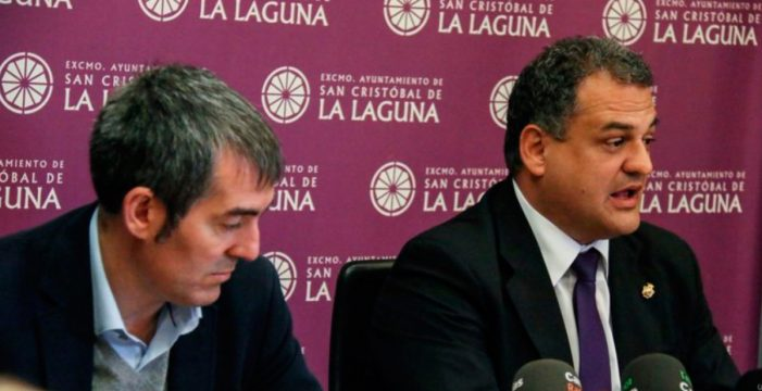 Así contrataron Díaz y Clavijo siempre con las mismas empresas