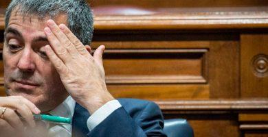 CC considera que Clavijo no tiene que dimitir por el Caso Grúas