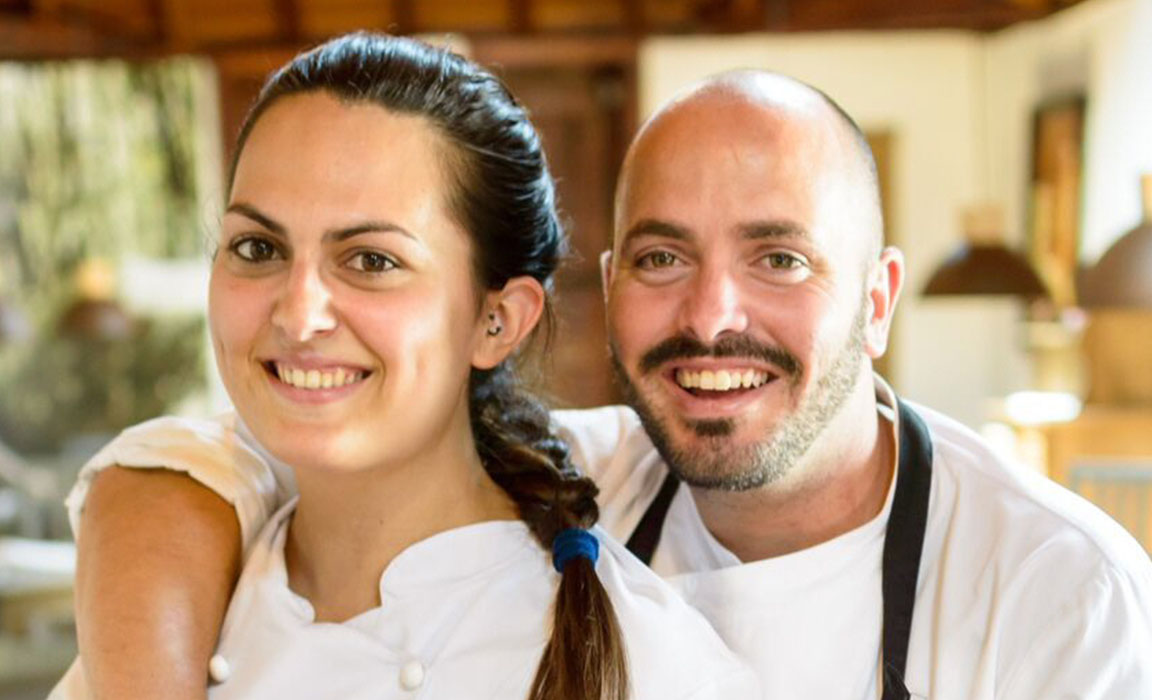 Laura y Víctor Suárez. DA