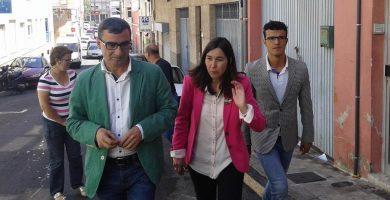 El PSOE expulsa a Javier Abreu y Yeray Rodríguez, y ahora el PP tiene la llave de una censura