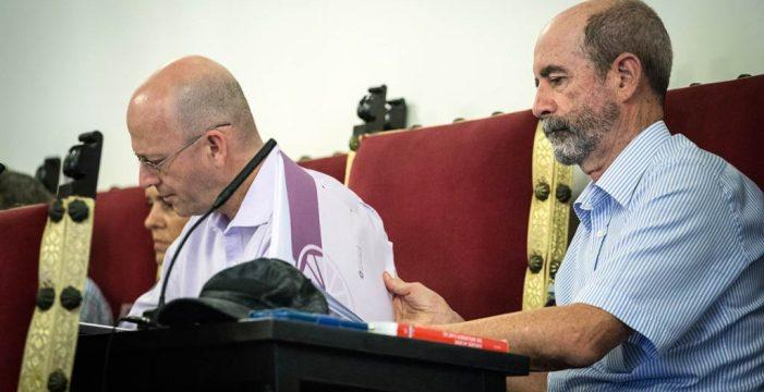 Herrera afirma que el Gobierno mintió al Pleno sobre el nuevo depósito