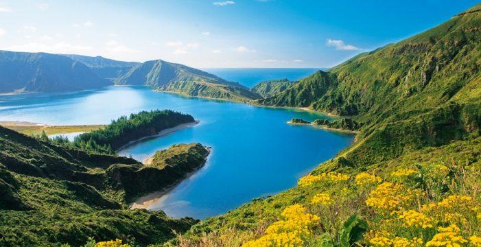Azores, naturaleza pura