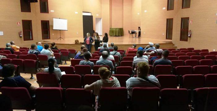 El Plan de Mejora de las Medianías de Arona incorpora a 51 nuevos trabajadores
