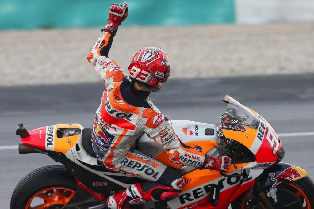 Marc Márquez, campeón del mundo de MotoGP | Foto: EUROPA PRESS