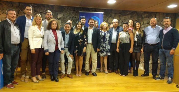 Ithaisa Hernández elegida presidenta local del PP en La Victoria de Acentejo