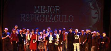 'Lacura' gana el Premio Réplica 2017 al Mejor Espectáculo