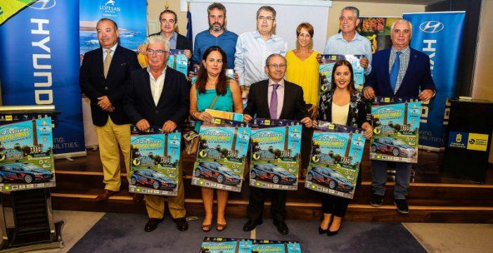 El Rally de Maspalomas y el V Gran Canaria Historic Rally se visten de largo