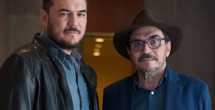 Rodolfo e Ismael Serrano, padre e hijo que orbitan en un mismo universo poético