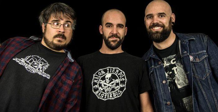 Los toledanos Rojo 5 presentan en Berlín 89 los sonidos de su ep 'Críptico'