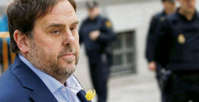 "Junqueras se abre a investir a Sánchez para evitar un ""gobierno de extrema derecha"""