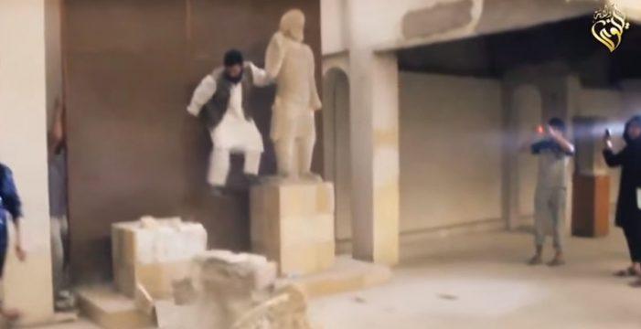 Pena de muerte para uno de los yihadistas que destruyeron el Museo de Mosul