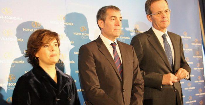 Madrid ya pregunta a Clavijo por el caso de corrupción que le afecta