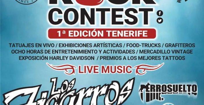 Tattoo Arte Rock Contest:  pasión multidisciplinar