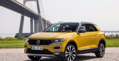 El nuevo Polo y el T-Roc consiguen las 5 estrellas EURO NCAP