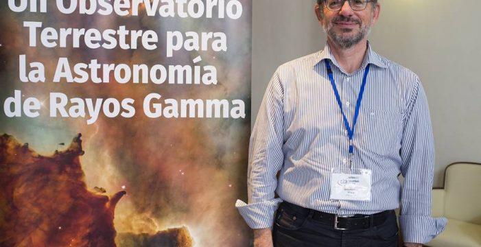 """Wild: """"Los telescopios Cherenkov detectarán fenómenos que aún no conocemos"""""""