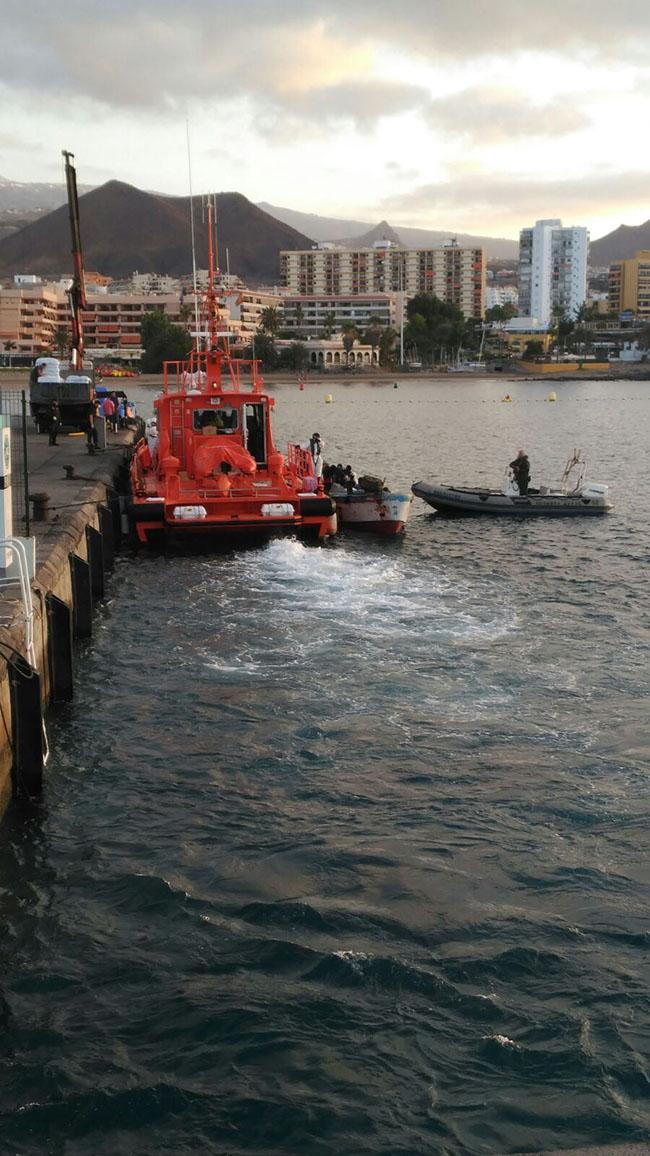 Salvamento Marítimo. DA
