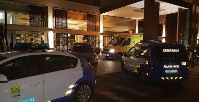 Muere un turista tras precipitarse desde un quinto piso en el Puerto de la Cruz