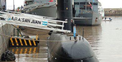 Sin esperanzas de encontrar vivos a los 44 tripulantes del submarino argentino