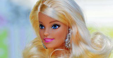 Barbie, muñeca de Mattel. DA