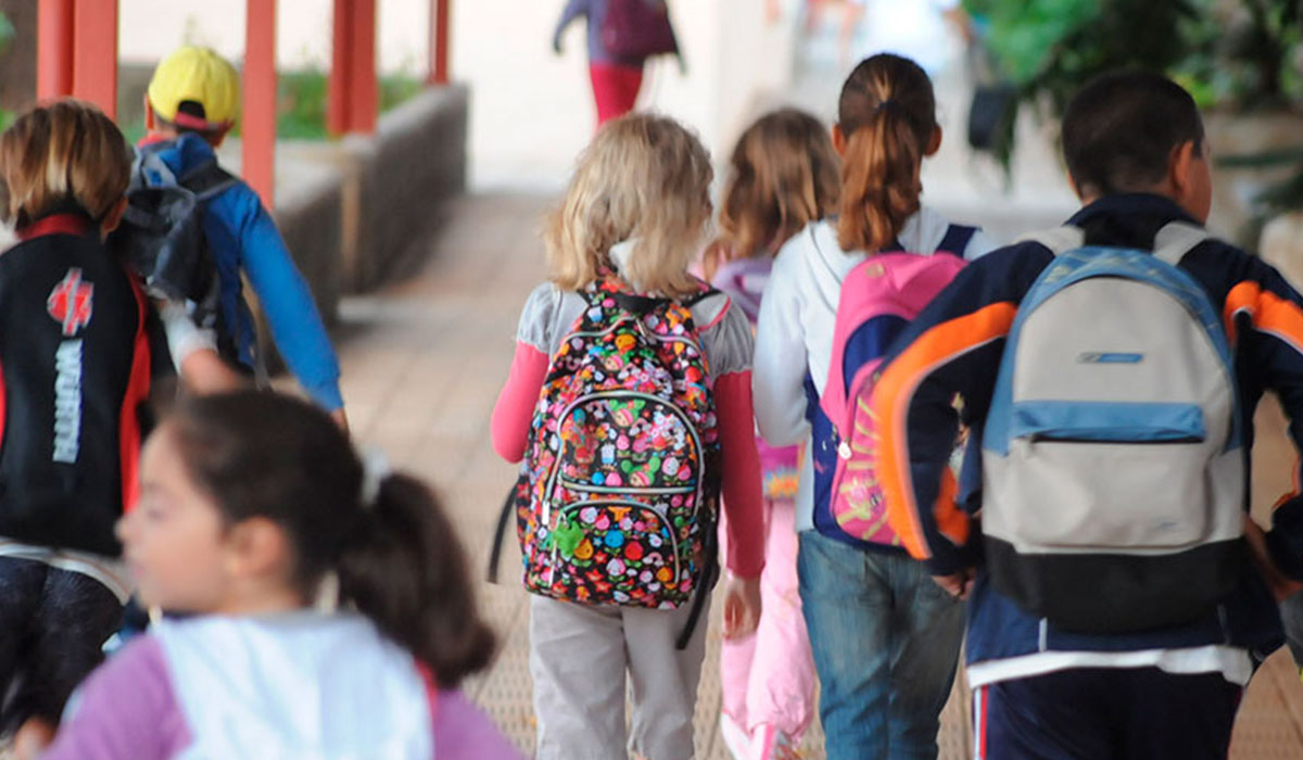 Centros educativos de Canarias en la enseñanza pública. DA