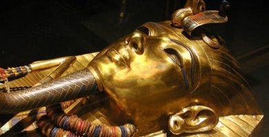Nuevos tesoros descifrados en la tumba de Tutankhamon