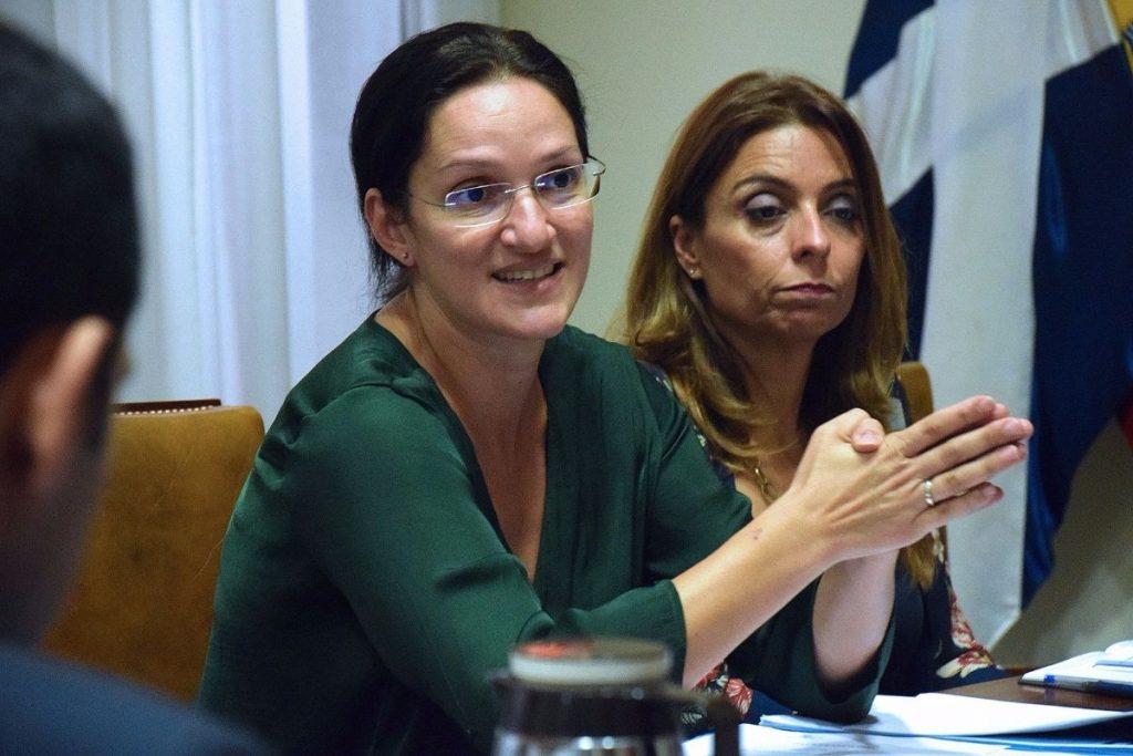 Zaida González, primera teniente de alcalde y concejal de seguridad | DA