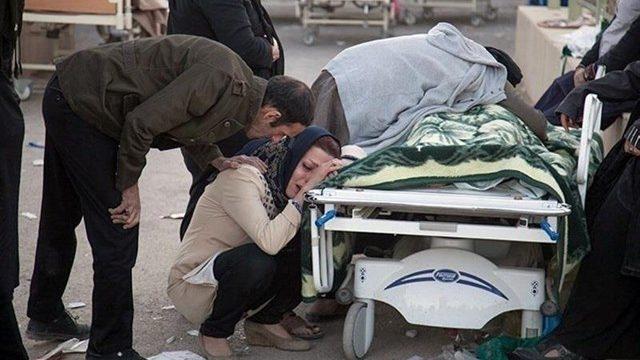 Aumentan a 328 los muertos en Irán por el terremoto en la frontera con Irak