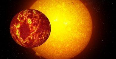 El IAC ayuda en el descubrimiento de un exoplaneta masivo y metálico