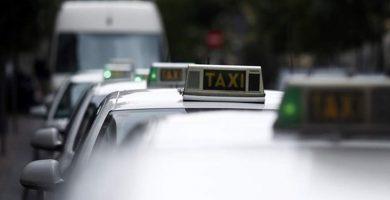 El taxi sopesa parar en todo el país el día 29 en protesta por las empresas como Uber