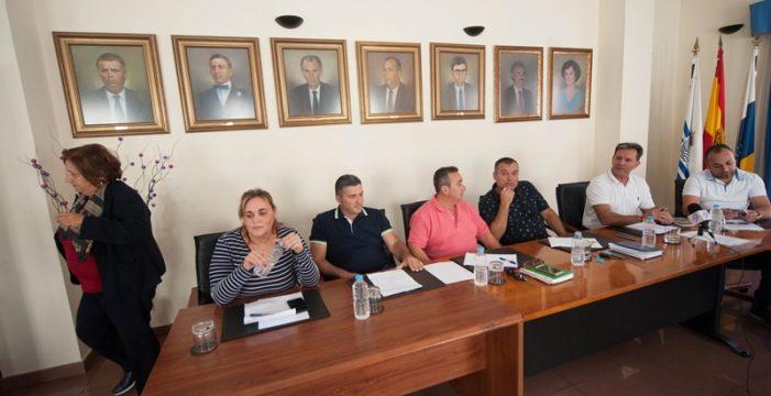 Los grupos de la oposición ramblera se retiran del pleno que convocaron