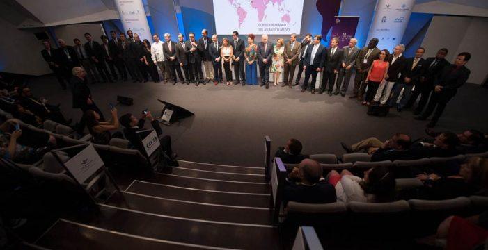 Apoyo unánime al proyecto del Corredor Franco del Atlántico
