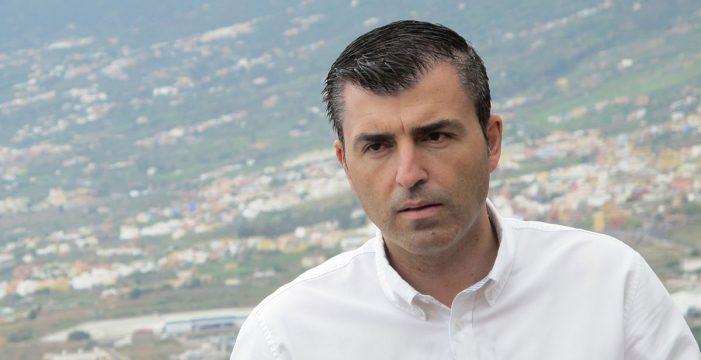 Manuel Domínguez encabezará la lista del PP al Parlamento en la Isla