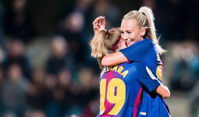 La mejor jugadora del mundo, Lieke Martens, juega mañana en Tenerife