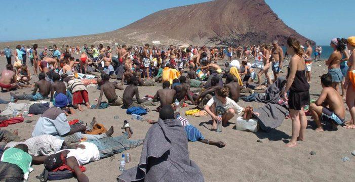 ¿Vuelven las pateras y los cayucos desde la costa africana a Canarias?
