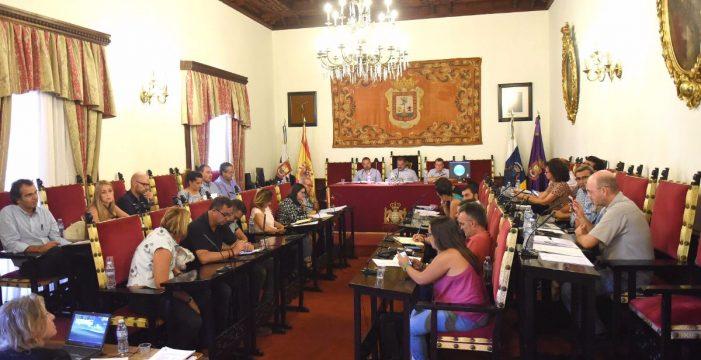 Díaz (CC) descarta que se vaya a prorrogar el presupuesto de 2017
