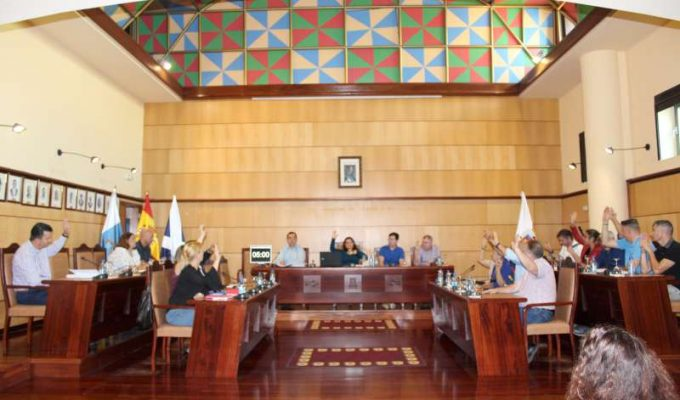 El Pleno aprueba la estrategia para el desarrollo sostenible