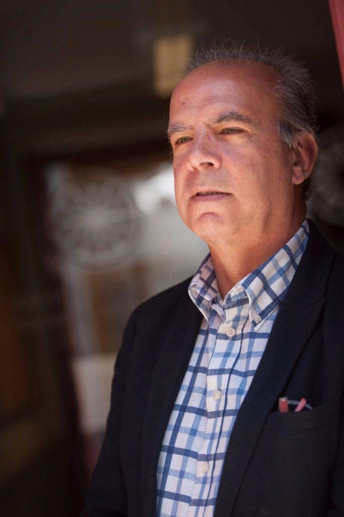 Antonio Pérez Godiño, histórico dirigente de CC en La Laguna | Foto: Fran Pallero