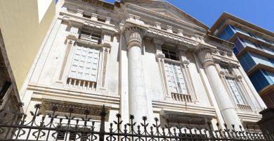 El arreglo del Templo Masónico cuenta ya con un convenio para que el Cabildo aporte la mitad de su coste, por lo que ahora hay dinero, pero no hay proyecto. Sergio Méndez