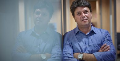 Antonio García Marichal, candidato de Coalición Canaria a la Alcaldía de Arona. DA