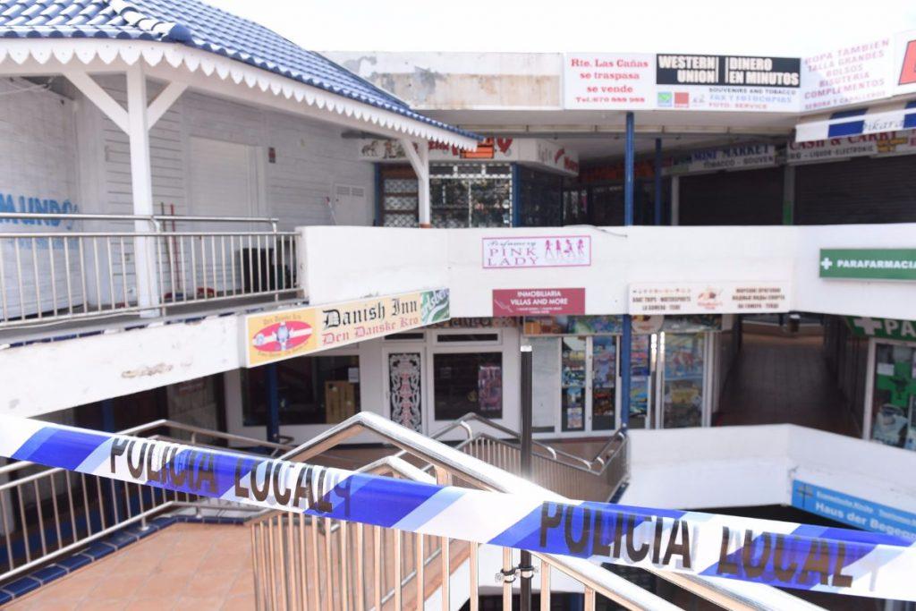 El cc playa shop deber certificar la estructura del - Centro comercial del mueble tenerife ...