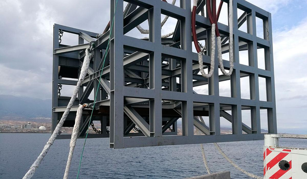 plataformas puerto granadilla 3