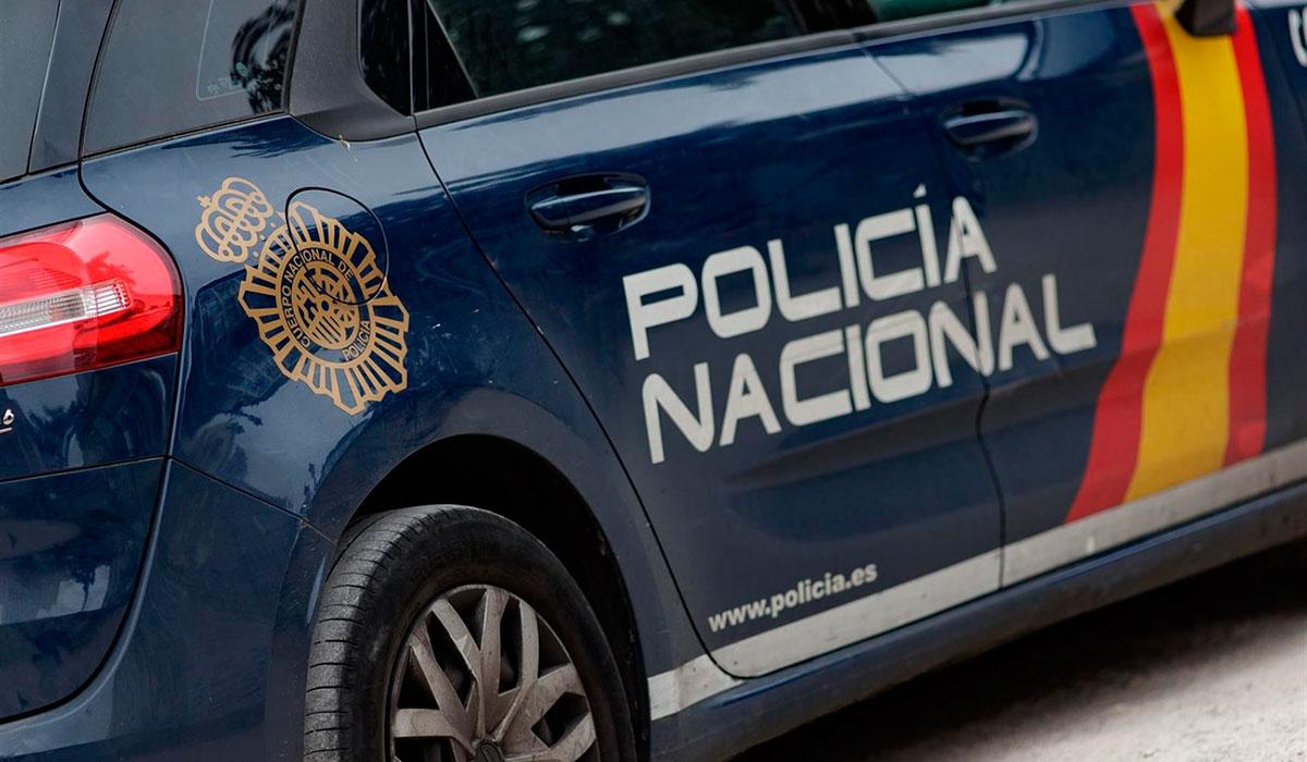 POLICIA NACIONAL PATRULLA