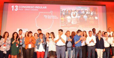 PSOE Gran Canaria congreso