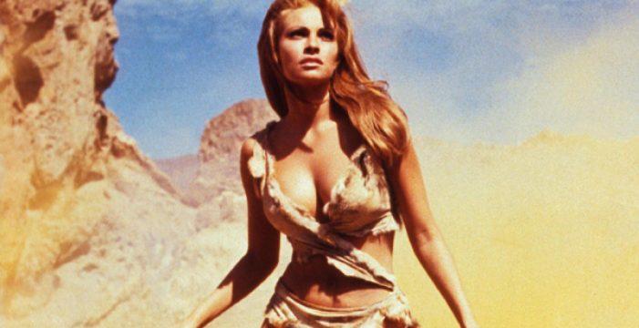 Raquel Welch recuerda su rodaje en Tenerife de 'Hace un millón de años'